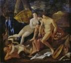 Венера и Меркурий (ок.1627-1629) (80 х 87.6) (Лондон, картинная галерея Далвич)