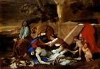 Оплакивание Христа (1628-1630) (101 х 145) (Мюнхен, Старая пинакотека)