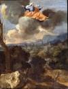 Чудесное перемещение св.Риты из Каши (середина 1630-х)