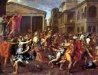Похищение сабинянок (1634)