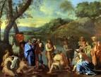 Проповедь св.Иоанна Крестителя на Иордане (ок.1635)