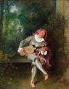 Меццетен (1718-1720) (55.2 x 43.2) (Нью-Йорк, Метрополитен)