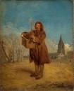 Савояр с сурком (1716) (40.5 x 32.5) (С-Петербург, Эрмитаж)