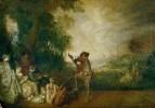 Концерт (1717) (Берлин, Дворец Шарлоттенбург)