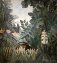 Джунгли на экваторе