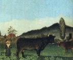 Пейзаж со скотом