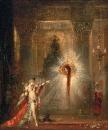 явление головы св.Иоанна Крестителя перед Саломеей