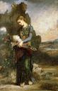 Фракийская девушка, несущая главу Орфея