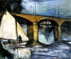 Яхты в Шату 1908