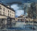 Flood in the Village