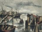 The Fishing Port, 1911