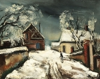 Houses under the Snow, 1929