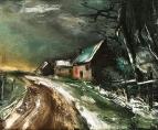 Snow Landscape, 1940