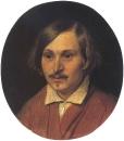 Портрет Н.В.Гоголя. 1841
