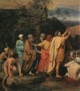 Явление Христа народу. Фрагмент. 1830-е-40-е