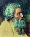 Голова апостола Андрея. Этюд. 1840-е