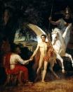 Беллерофонт отправляется в поход против Химеры. 1829