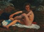 Нагой мальчик. 1830
