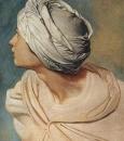 Полуфигура левита. Этюд для картины Явление Христа народу. 1840-е