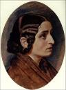 Женская голова. 1830-40-е