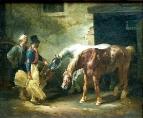 Две почтовые лошади