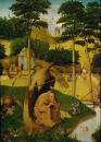 Искушение св.Антония (ок.1510) (73 х 52.5) (Мадрид, Прадо)