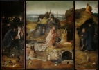 Триптих Св.отшельники (1490-1500) (Венеция, палаццо Дукале)