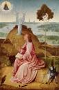 Св.Евангелист Иоанн на Патмосе (1490-1500) (63 х 43.3) (Берлин, Гос.музей)