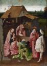 Поклонение волхвов (1475-1480) (Филадельфия, муз.Искусств)