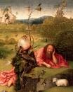 Иоанн Креститель в пустыне (1504-1505) (49 х 40.5) (Мадрид, музей Ласаро Гальдиано)