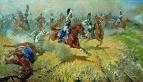 Атака лейб-гвардии Кирасирского его величества полка в 1813 году