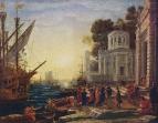 Приплытие Клеопатры в Тарс