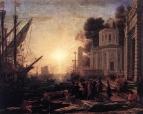 Высадка Клеопатры в Тарсе