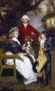 Портрет семьи Брэддилл