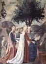 Посещение царя Соломона царицей Савской