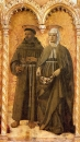 Фрагмент полиптиха Святого Антония