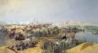 Переправа туркестанского отряда через Аму-Дарью 1873 года