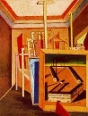 Interior metafisico con taller