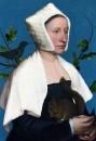 Портрет дамы с белкой, ок.1526-8, Лондонская национальная галерея