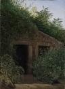 Заросший вход в штольню, 1824
