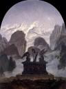 Памятник Гёте, 1832