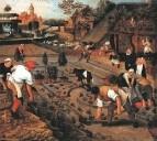 Весна, работа в саду (1600-1605) (Москва, ГМИИ им.Пушкина)
