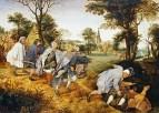 Слепые ведут слепых (ок.1600) (Париж, Лувр)