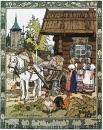 Иллюстрация к книге Перышко Финиста Ясна Сокола
