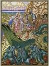 Добрыня Никитич освобождает от Змея Горыныча Забаву Путятичну