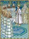 Иллюстрация для Водяного царя и Василисы Премудрой 1931