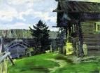 Северная деревня