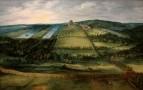 Вид замка Mariemont, 1612