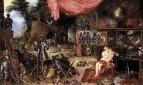 Осязание, 1618