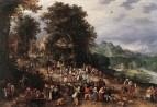 Фламандская ярмарка,  1610